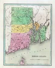 Rhode Island 139 maps old state Panoramic genealogy lots History teaching Dvd