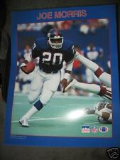 Joe Morris Poster,  New York Giants - 1988