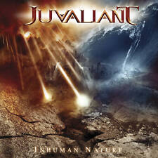 JUVALIANT - Inhuman Nature CD 2010 Edenbridge