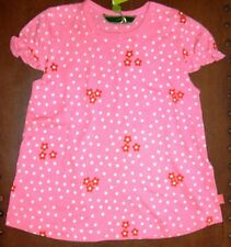 NWT OILILY Polka Dots T-Shirt Dress-size 80 (18Month)