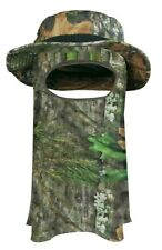 Drake Waterfowl OL Tom Big Bob Boonie Hat With Mask Obsession Camo Large aef436c1a215
