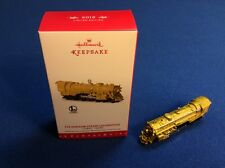 Lionel Trains: 773 Hudson Steam Locomotive - 2016 Hallmark ornament (Limited Ed)