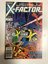 X-Factor (1985) # 1 Canadian price Variant (NM) 1st App !