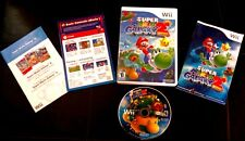 Super Mario Galaxy 2 For Wii COMPLETE
