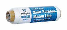 Wellington #18 in. Dia. x 260 ft. L White Twisted Nylon Mason Line Twine