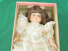 "Goebel 1992 Carol Anne Musical Doll by Bette Ball 17"" Tracie 141/1,000"