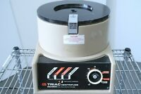 Clay Adams Triac Bench-model, Three-speed Centrifuge + Rotor
