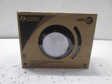 "Lithonia Lighting 5"" Matte Black Recessed Gimbal LED Module (3000K); 489-46C"