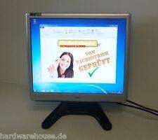 """2 Stk. AOC 177Sa - TFT1780PSA+ - PC Monitor - 17"""" - 5:4 - 1280 x 1024 - TFT"""