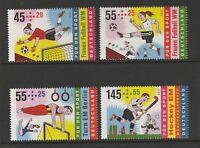 Germany 2011 Sports Promotion Fund SG 3711-3714 MNH