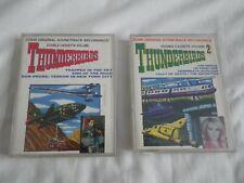 2 SETS OF THUNDERBIRDS CASSETTES , SETS 2 & 3