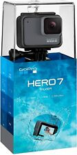 GoPro HERO7 Silver - Waterproof Digital Action Camera Touch Screen 4K HD - NEW