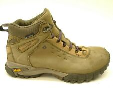 Vasque Womens Talus Trek Mid UltraDry Leather Hiking Boots US 9 EU 40 Wide