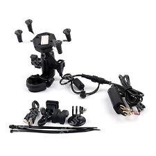Navigation Bracket With USB Charge port For Suzuki GW250 GSR600 / 750 GSX-S1000