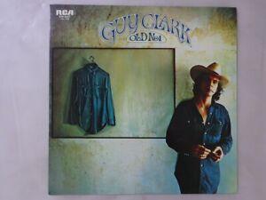Guy Clark Old No. 1 RCA RVP-6031 Japan   LP