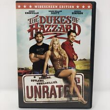 The Dukes Of Hazzard (DVD, 2005, Unrated Widescreen Edition) Free Shipping