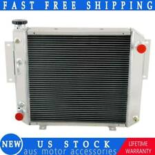 2021741 3 Rows Aluminum Cooler Radiator For Hyster Yale Forklift H25xm H35xm Us