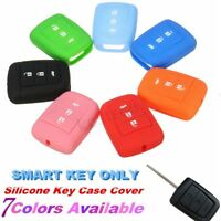 3 Buttons Silicone Car Key Cover Case For Holden VE Commodore Maloo SS V8 SV6 !