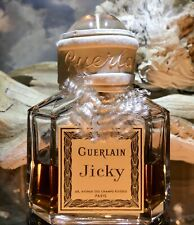 *JICKY by GUERLAIN* *2.7 FL OZ- 80 ML* *VINTAGE SEALED EXTRAIT* *RARE *