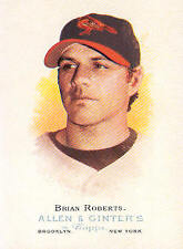 2006 Topps Allen and Ginter BB 201- Inserts (A6338) - You Pick - 10+ FREE SHIP
