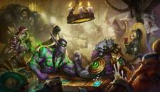 """2415 Hot Video Game - Hearthstone Heroes of Warcraft 10 24""""x14"""" Poster"""