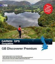 TOPO GREAT.BRITAIN PREMIUM OS MAPS FOR.Garmin HANDHELD GPS.UNITS 1:25k 1:50k