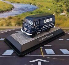 """Premium Classixxs 1/43 Mercedes L319 Kasten blau """"BUB"""" OVP 11002"""