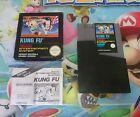 Juego Completo Nintendo Nes Kung Fu Pal B España 100% Original Caja Pequeña CIB
