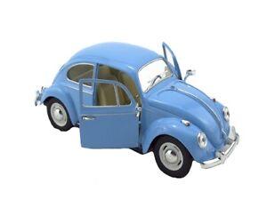 LARGE DIECAST VW BEETLE Volkswagen pullback car model vehicle christmas gift