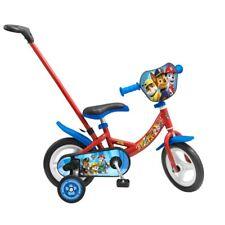 """Bike 10 """" Paw Patrol Disney Boy kid bicycle 10 inch New Toim"""