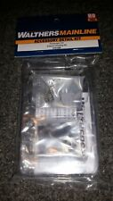 Walthers HO Scale Passenger Car Exterior Detailing Kit