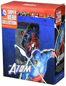 EAGLEMOSS THE ATOM DC Superhero Collection FIGURE AND BOOKLET