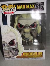 Funko Pop Movies Mad Max Fury Road Immortan Joe Vinyl Figure-New