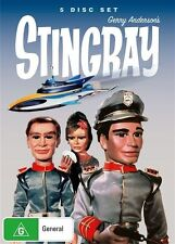 Gerry Anderson - Stingray (DVD, 2009, 5-Disc Set) - Region 4
