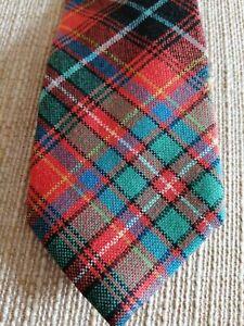 Stephen Walters 100% Wool Tie