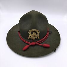 STRATTON FELT TEXAS A&M GREEN HAT SELF FORMING TROOPER RANGER