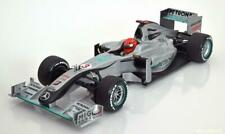 1:18 Minichamps Mercedes GP Comeback Showcar Schumacher