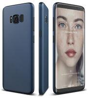 Delgado! Suave De Lujo Tpu Funda Carcasa Trasera Piel para Samsung Galaxy S8 /