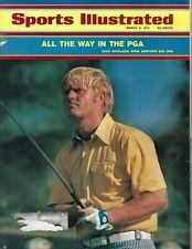 1971 3/8 Sports Illustrated magazine golf Jack Nicklaus PGA Championship FPL