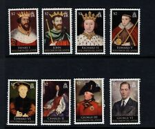 Solomon Islands #1142-49  (2010 British Monarchs set) VFMNH CV $10.00