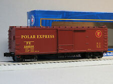 LIONEL THE POLAR EXPRESS USRA DOUBLE SHEATH BOXCAR o gauge holiday 6-83352 NEW