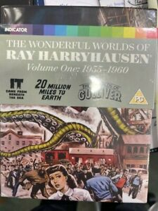 THEWONDERFUL WORLDS of RAY HARRYHAUSEN VOl 1