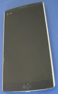LG V10 VS990 - 64GB - Black (Verizon/Unlocked) *WORKS BUT CRCKD AND NO WIFI