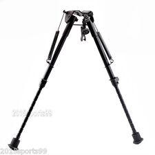 "Hunting Harris Style Adjustable Spring Return legs 9"" - 13"" Rifle Scope Bipod"