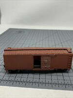 Bachmann Silver Series HO Scale 40' Painted Unlettered Box Car R04