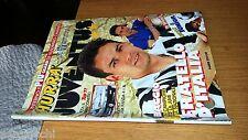 HURRà JUVENTUS #  4/41-APRILE 1992-FABBRI-BAGGIO-FRATELLO D'ITALIA-CON ADESIVI