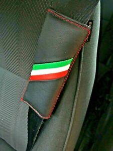 cintura di sicurezza Copertura Sicurezza imbottiture in vera pelle e tricolore