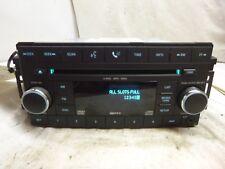 08-12 Jeep Dodge Chrysler Radio MP3 6 Disc CD DVD RDS AUX 05064941AD B13