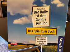 Bastian Sick - Der Dativ ist dem Genitiv sein Tod  /  Das Spiel zum Buch