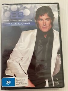 The BOLD And The BEAUTIFUL How It All Began Collection #2 (3x DVD) NEW & SEALED